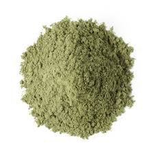 """Spirulina is also called """"green meat"""""""